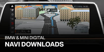 BMW Navi Downloads